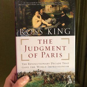 The Judgment of Paris by Ross King - Hardcover